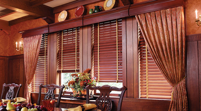 Country Woods Expos 233 Wood Cornices Blind And Shutter Guys