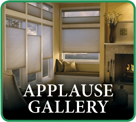 Hunter Douglas Applause Window Treatment Gallery in Southlake, Texas (TX)