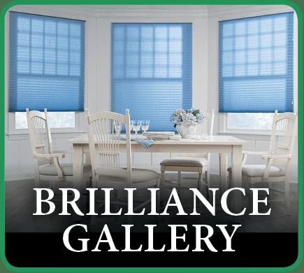 Hunter Douglas Brilliance Window Treatment Gallery in Southlake, Texas (TX)