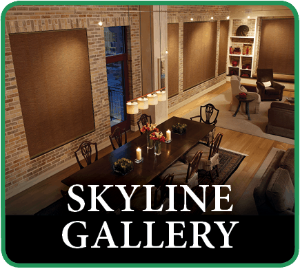 Hunter Douglas Skyline Window Treatment Gallery in Southlake, Texas (TX)