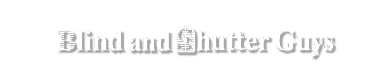 Blind and Shutter Guys Logo