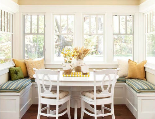 FRESH IDEAS FOR YOUR HOME: Casual Dining Spots