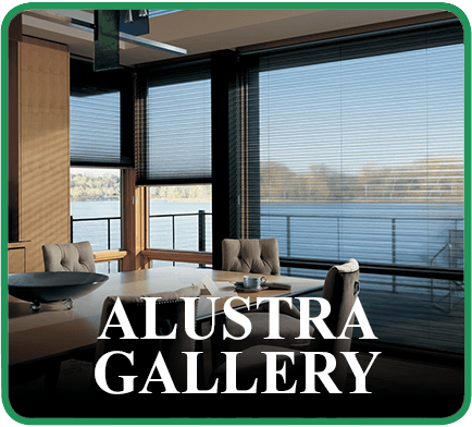 Hunter Douglas Alustra Window Treatments Gallery in Southlake, Texas (TX)