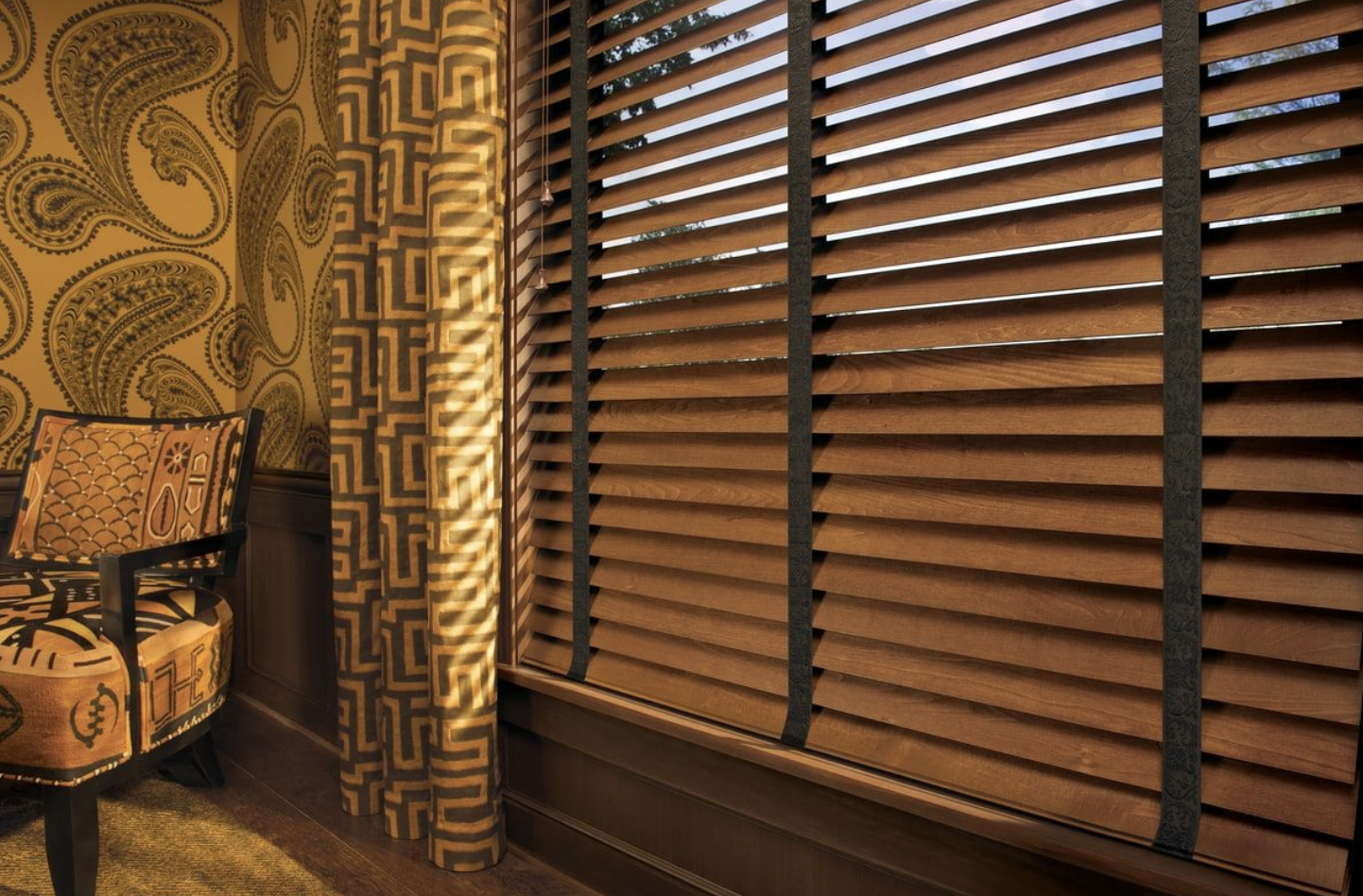 Why Wood Blinds are a Great Addition to Homes in Southlake, Texas (TX)