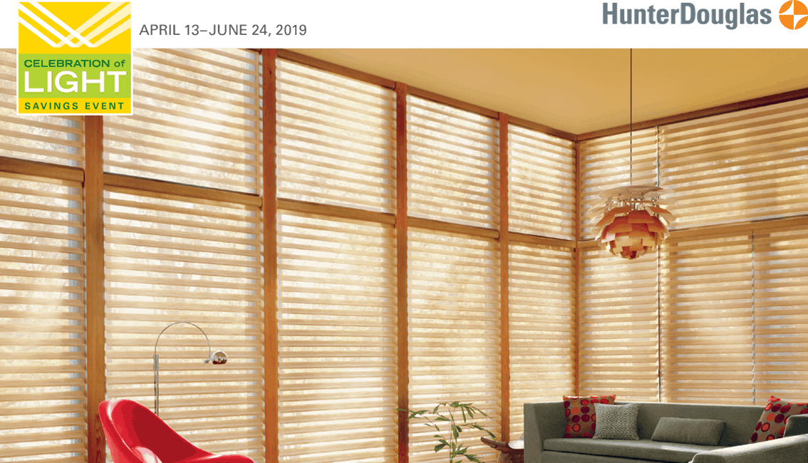 Luminette® Privacy Sheers & both Pirouette® & Silhouette® Window Shadings for Homes in Southlake, Texas (TX)