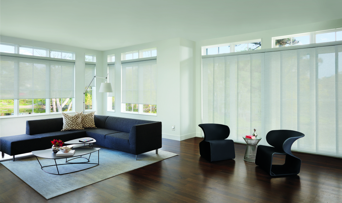 Why PowerView Motorization is Great for Homes Near Southlake, Texas (TX) for Easy Living Room Operating