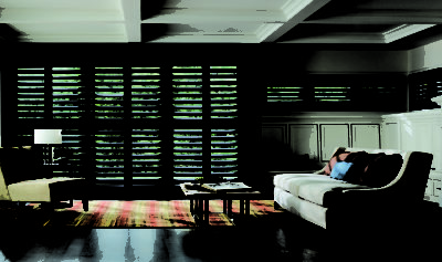 Which Rooms Need Plantation Shutters in Homes Near Southlake, Texas (TX) like Heritance for Living Areas