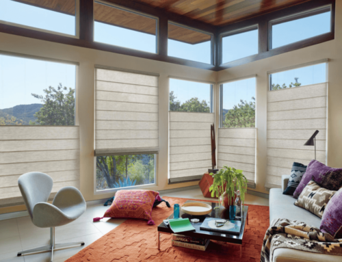 Choosing Hunter Douglas Custom Shades for Homes
