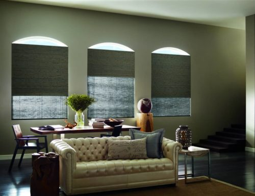 Hunter Douglas Woven Wood Shades for Homes