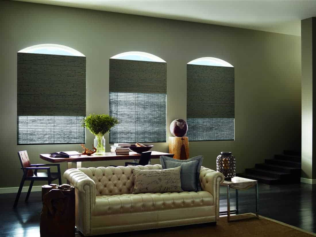 Hunter Douglas Woven Wood Shades for Homes near Southlake, Texas (TX) for Natural and Organic