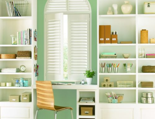 Automated Hunter Douglas Shutters for Homes