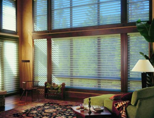 Sheers and Shades from Hunter Douglas