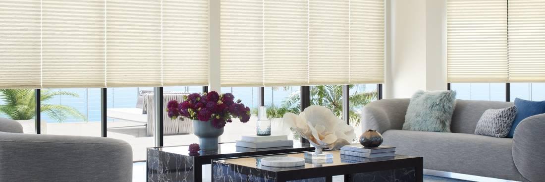 Premium Hunter Douglas Window Shades for Homes near Roanoke, Texas (TX), that Filter Sunlight