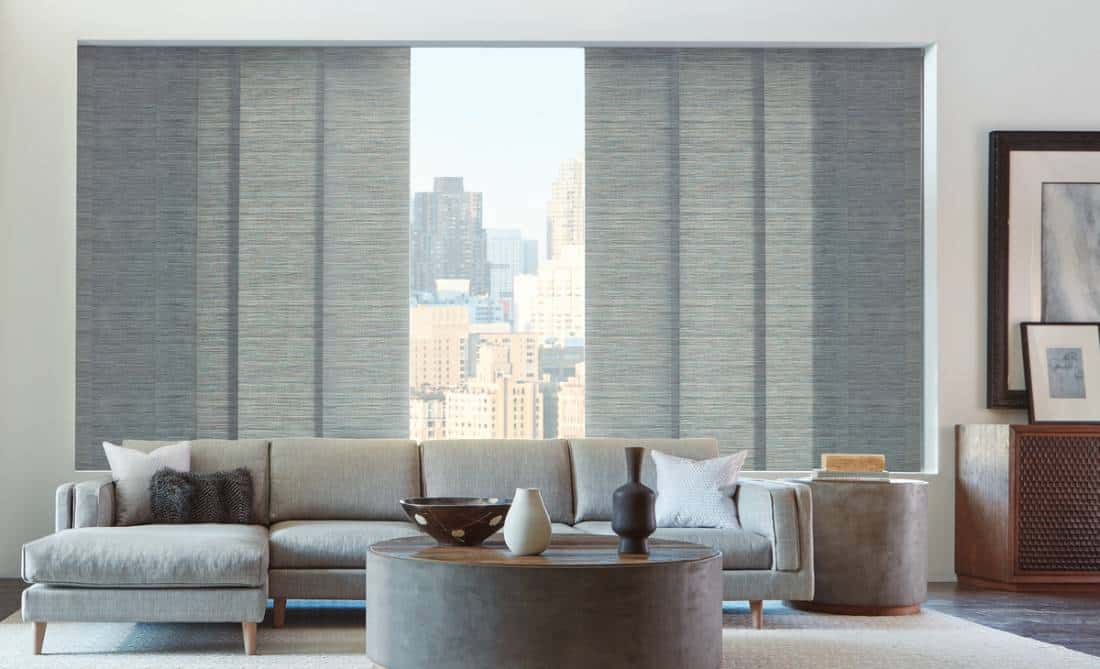 Choosing the Best Window Treatment near Southlake, Texas (TX) including Hunter Douglas Roman Shades