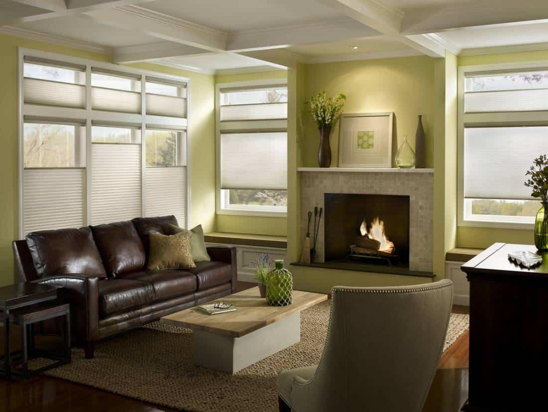 Hunter Douglas Duette® Honeycomb Shades, cellular shades, cellular blinds, honeycomb blinds near Southlake, Texas (TX)