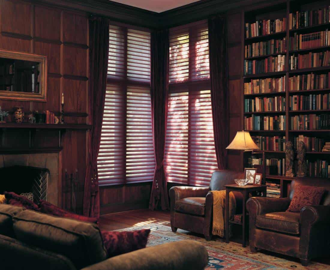Hunter Douglas Silhouette® Window Shadings, window treatments for light and privacy near Southlake, Texas (TX)