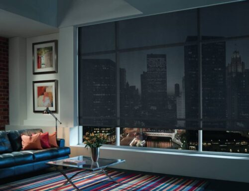 Handpick the picture-perfect Custom Designer Roller Shades for your Home